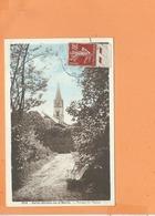 Carte Postale - ST SAINT MICHEL EN L'HERM - Paysage De L'eglise - Saint Michel En L'Herm