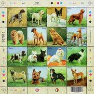 Malta - 2018 - Dog Breeds - Mint Souvenir Sheet - Malte