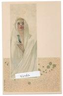 Art Nouveau Femme   Kempf - Illustrateurs & Photographes