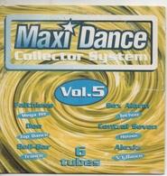 CD Single. Maxi Dance - Collector System. Vol.5 - Faithless - Dee - Bell-Bar - Sex Alarm - Central Seven - Alexia. QUICK - Rap & Hip Hop