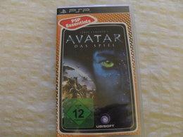 Avatar Das Spiel / Sony PSP / Komplett - Sony PlayStation