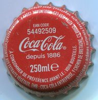 CAPSULE-COCA-COLA Ean Code 250 Ml - Soda