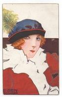 Art Nouveau Femme   EISEN Schaupp - Illustrateurs & Photographes