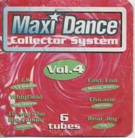 CD Single. Maxi Dance - Collector System. Vol.4 - J.K. - Whigfield - East End - Chicane - Real Joy. Offert Par QUICK - Rap & Hip Hop