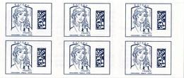Carnet N° 1213-C2 Neuf** 6 Timbres à Validité Permanente Pour L' Europe (avant 2019) à Prix Coutant - Booklets