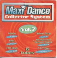 CD Single. Maxi Dance - Collector System. Vol.7 - Alexia - Gala - 740 Boys - Sweet Drop - Grungerman. Offert Par QUICK - Rap & Hip Hop