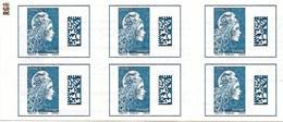 Carnet Mariane L' Engagée Neuf** 6 Timbres à Validité Permanente Pour L' Europe (avant 2019) à Prix Coutant - Carnets