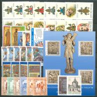 Vaticano 1998 Annata Completa/Complete Year MNH/** - Vatican