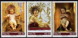 Malta - 2018 - Christmas - Mint Stamp Set - Malte