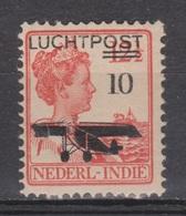 Nederlands Indie Netherlands Indies Luchtpost 1 MLH ; Vliegtuig, Flugzeug, Avion, Airoplane Airplane 1928 - Vliegtuigen