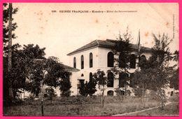 Guinée Française - Konakry - Hôtel Du Gouvernement - Photo FORTIER - Guinée Française