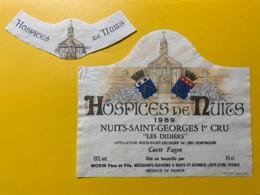 9721 - Hospices De Nuits 1989 Nuits Saint Georges - Bourgogne