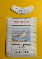 9723 - Heurtebise 1997 La Côte Suisse - Bateaux à Voile & Voiliers