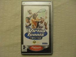 Virtua Tennis World Tour / Sony PSP - Sony PlayStation