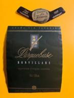 9730 - L'Arquebuse 1998 Bonvillars Suisse - Etiquettes