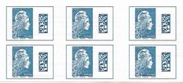 Carnet Mariane L' Engagée Neuf** 6 Timbres à Validité Permanente Pour L' Europe (avant 2019) à Prix Coutant - Booklets