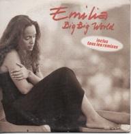 CD Single. EMILIA. Big Big World - Inclus : Tous Les Remixes - - Other - English Music