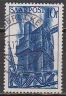 Saarland 1948 MiNr. 248 Gest.Wiederaufbau Des Saarlandes ( 8437) Günstige Versandkosten - Usados