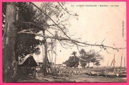 Guinée Française - Konakry - La Plage - Animée - Photo FORTIER - French Guinea