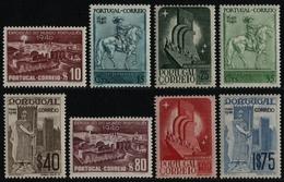 Portugal 1940 - Mi-Nr. 614-621 ** - MNH - Unabhängigkeit (III) - 1910-... Republic