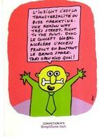BRY Agence Publicite Levallois Perret Franck Lachaise,Lyon Carole Giroud,conviction N°9 Simplifions Tout - Illustrateurs & Photographes