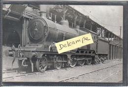 Photographie Originale  Train  Très Beau Plan - Trains