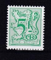 Belgie COB** M 80 - Militaire Zegels