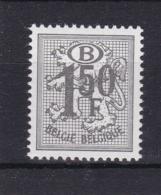 Belgie COB** M 72 - Militaire Zegels