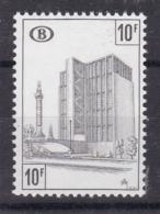 Belgie COB** TR 399 Poly - Plattennummern