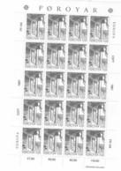 FEROYAR Nº 143 AL 144 - Europa-CEPT