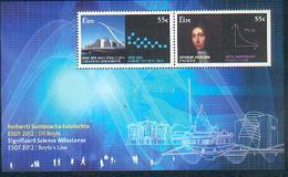 Ireland ** & Dublin City Of Science, Dhali Boyle (30) - Sciences