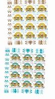 NACIONES UNIDAS  Nº 83 AL 84 - Contro La Fame