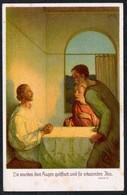 C1756 - Luk 24.31 - Jesus - Jesus
