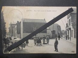 76 - Sanvic - CPA - Rues Sadi Carnot Et Aimable Leblond N° 5  - ELD - 1910 - Cliché Peu Commun - - Le Havre