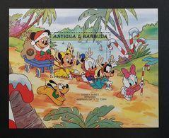Antigua Barbuda 1986** Bl.120. Disney [19;96] - Disney