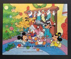 Antigua Barbuda 1986** Bl.121. Disney [19;97] - Disney