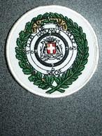 ECUSSON TISSUS CLUB DE TIR POLICE NATIONALE   SAVOIE - Sports