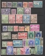 Lot De Timbres Oblitérés - Myanmar (Birmanie 1948-...)