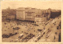 Bruxelles - Hôtel Albert Ier - Terminus Nord, Palace Et Boulevard Jardin Botanique - Cafés, Hôtels, Restaurants