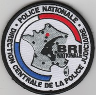 Écusson Police BRI Nationale - Police & Gendarmerie