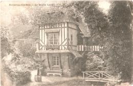 CPA 14 (Calvados) Houlgate - Beuzeval-sur-Mer, Le Moulin Landry 1908 - Houlgate