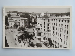 C.P.A. : CONSTANTINE : Hôtel CIRTA Et Maison De L'Agriculture - Constantine