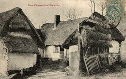 80 UNE CHAUMIERE PICARDE - France