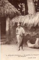 OUIDAH - Le Gardien  Du Temple Des Serpents - Dahomey