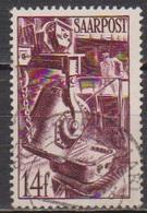 Saarland 1948 MiNr. 249 Gest.Wiederaufbau Des Saarlandes ( 8446) Günstige Versandkosten - 1947-56 Protectorate