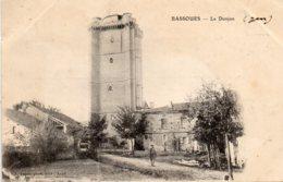 BASSOUES  - Le Donjon - France