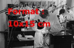 Reproduction D'une Photographie Ancienne D'étudiants Dentistes En 1954 - Reproductions