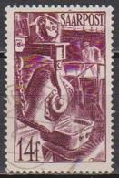 Saarland 1948 MiNr. 249 Gest.Wiederaufbau Des Saarlandes ( 8448) Günstige Versandkosten - 1947-56 Protectorate
