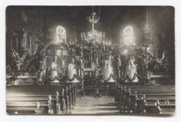 57 - ABRESCHVILLER - A VERIFIER - BAPTEME DES CLOCHES - BELLE CARTE PHOTO - VOIR ZOOM - Francia