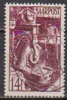 Saarland 1948 MiNr. 249 Gest.Wiederaufbau Des Saarlandes ( 8449) Günstige Versandkosten - 1947-56 Protectorate